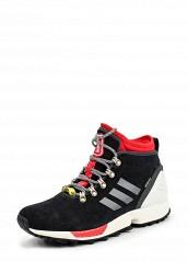 Купить Кроссовки ZX FLUX WINTER adidas Originals черный AD093AMNSC17