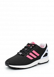 Купить Кроссовки ZX FLUX W adidas Originals черный AD093AWFBY26