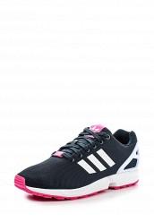 Купить Кроссовки ZX FLUX W adidas Originals черный AD093AWFQQ00