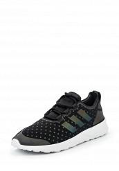 Купить Кроссовки ZX FLUX ADV VERVE W adidas Originals черный AD093AWQIS97