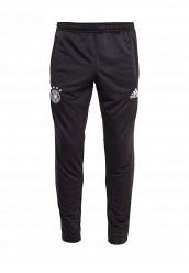 Купить Брюки спортивные DFB TRG PNT adidas Performance черный AD094EMUBE26