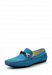 Купить Мокасины Baldinini синий BA097AMPUW35