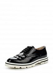 Купить Ботинки Baldinini черный BA097AWPUY31 Италия