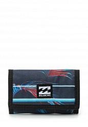 Купить Портмоне ATOM WALLET Billabong синий BI009BMSDG70 Китай
