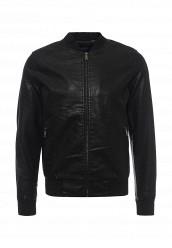 Купить Куртка кожаная B.Men черный BM001EMRHZ23 Китай
