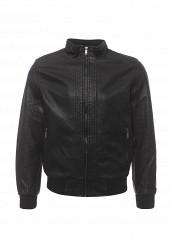 Купить Куртка кожаная B.Men черный BM001EMRHZ35 Китай