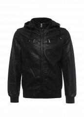 Купить Куртка кожаная B.Men черный BM001EMRHZ37 Китай