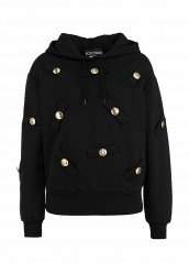 Купить Джемпер Boutique Moschino черный BO036EWFKK91