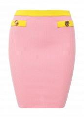 Купить Юбка Boutique Moschino розовый BO036EWHAI02