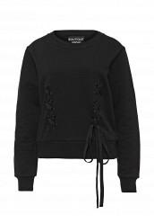 Купить Свитшот Boutique Moschino черный BO036EWJLI26 Италия