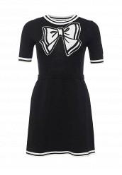 Купить Платье Boutique Moschino черный BO036EWPZI35