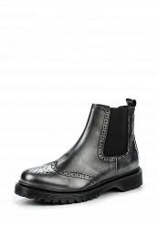 Купить Ботинки Bronx серый BR336AWKAS36 Португалия