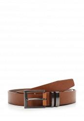 Купить Ремень Burton Menswear London коричневый BU014DMLGE28