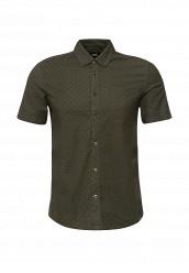 Купить Рубашка Burton Menswear London хаки BU014EMPWM35 Индия