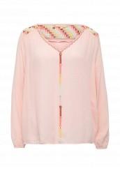 Купить Блуза By Swan розовый BY004EWRPM53 Китай