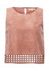 Купить Топ By Swan розовый BY004EWRPM60 Китай