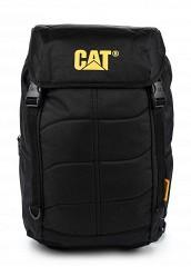 Купить Рюкзак CAT Backpack Caterpillar черный CA213BUQHT51