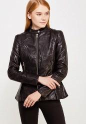 Купить Куртка кожаная черный CO037EWWRX41 Китай