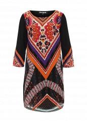Купить Платье Desigual черный DE002EWJHI98 Индия