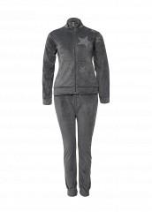 Купить Костюм спортивный Donmiao серый DO016EWHHA03 Китай