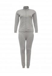 Купить Костюм спортивный Donmiao серый DO016EWNPA95