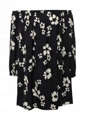 Купить Блуза Dorothy Perkins Curve синий DO029EWRAR61