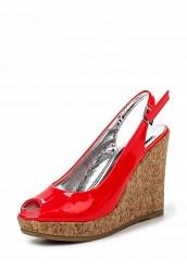 Купить Босоножки Donna Moda красный DO030AWION60