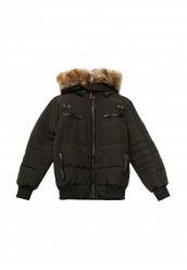 Купить Куртка утепленная E-Bound зеленый EB002EBKIS78