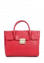 Купить Сумка Furla METROPOLIS красный FU003BWOXX64 Италия