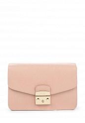 Купить Сумка Furla METROPOLIS розовый FU003BWOXX72 Италия
