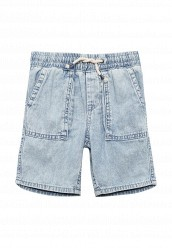 Купить Шорты джинсовые Gap голубой GA020EBSYJ27
