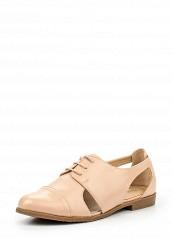 Купить Ботинки Girlhood бежевый GI021AWPRM42 Китай