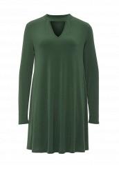 Купить Платье Glamorous зеленый GL008EWJEA17