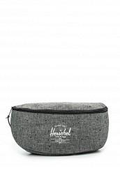 Купить Сумка поясная Herschel Supply Co SIXTEEN серый HE013BULHZ69 Китай