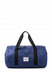 Купить Сумка Herschel Supply Co SUTTON синий HE013BURJH35 Китай