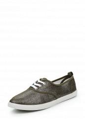 Купить Кеды Ideal Shoes серебряный ID005AWPSL34 Китай
