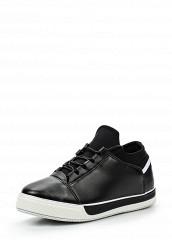 Купить Кеды Ideal Shoes черный ID005AWRWQ43 Китай