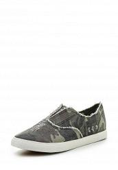 Купить Слипоны Ideal Shoes хаки ID005AWSBE45 Китай