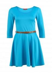 Купить Платье Influence голубой IN009EWEEF10