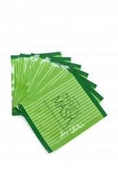 Купить Маски для лица органические с экстрактом природных трав, 7 шт Japan Gals JA022LWBI594