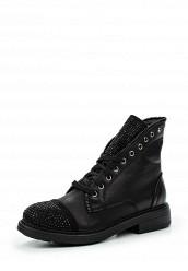 Купить Ботинки Janessa черный JA026AWKRM74 Китай