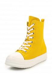 Купить Кеды Janessa желтый JA026AWQPZ72 Китай