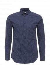 Купить Рубашка Jack & Jones синий JA391EMQMX90