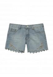 Купить Шорты джинсовые Jette by Staccato голубой JE010EGHDV62