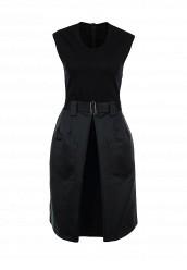Купить Платье Jil Sander Navy черный JI005EWEAL70
