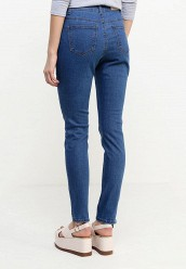 Джинсы LOST INKHIGH WAIST SKINNY IN BLUEBELL WASH