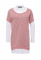 Купить Платье Love & Light розовый LO790EWSGF57 Россия