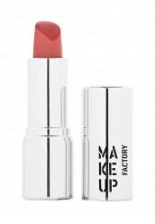 Купить Помада Make Up Factory для губ кремовая Lip Color тон 236 розовая роза MA120LWHDQ49 Германия