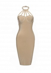 Купить Платье Manosque бежевый MA157EWRKQ71 Китай