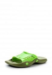 Купить Сланцы TANDART II MadWave зеленый MA991AMUYZ87